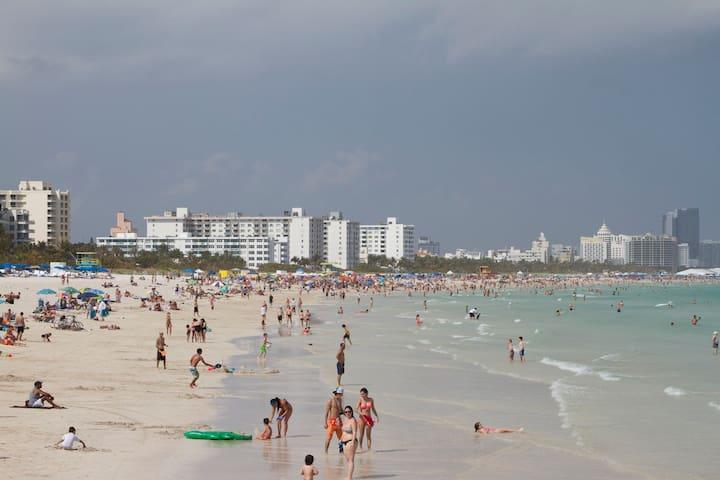 Heart of Miami - 邁阿密 - 獨棟
