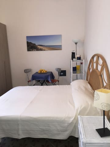 Your room in Gaeta, in the historic center