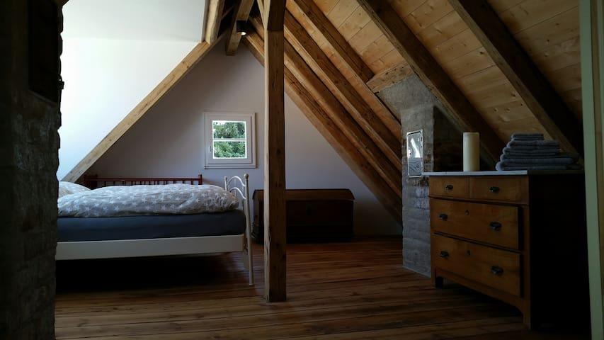 Gemütliches Dachzimmer mit Charme - Konstanz - House