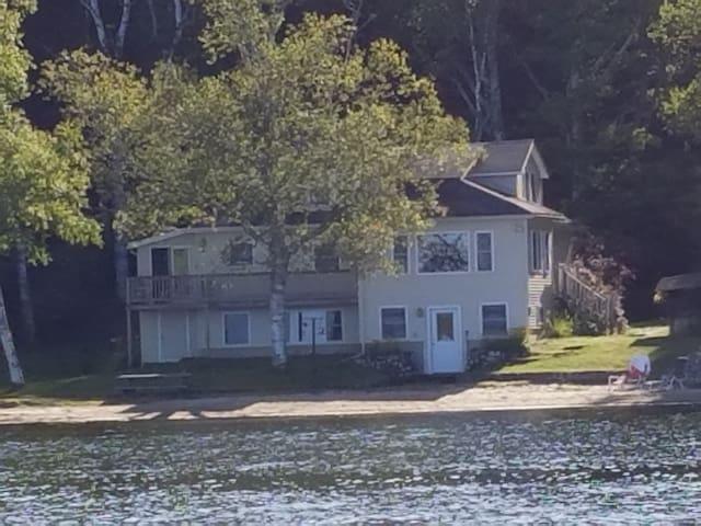 Private paradise on a serene lake