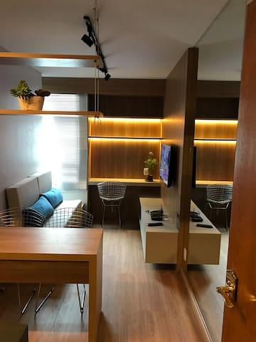 Apartamento Mont Serrat - Brasília - Huoneisto