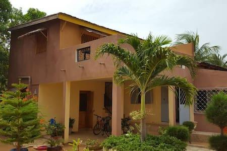 Chez Bintou à Ndangane