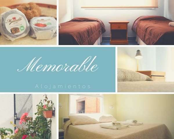Alojamientos Memorable (Dept 3)