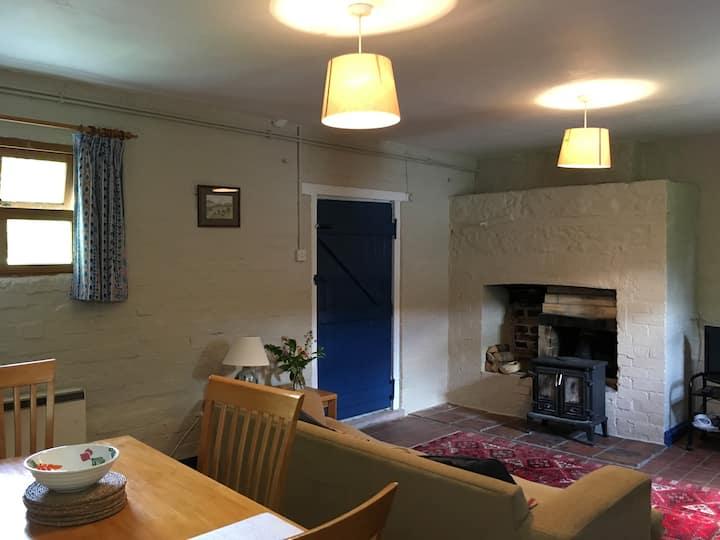 The Dairy Cottage, Dryslwyn Fawr