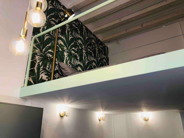 NEW Trendy Loft Studio