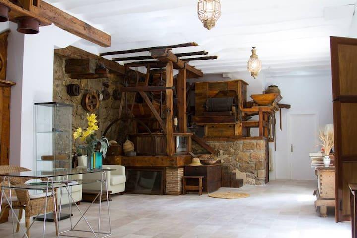 Casa Rural Molino del Machero - Puebla de Don Fadrique - Casa