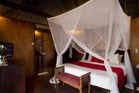 RP Wooden House Room - Ubud