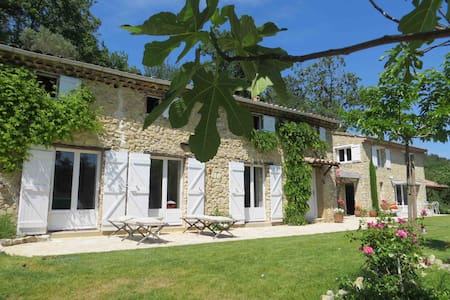 Maison Mirmande Studio - Beautiful! - Loriol-sur-Drôme