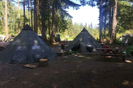 Ultimate camping trip (it's intents)