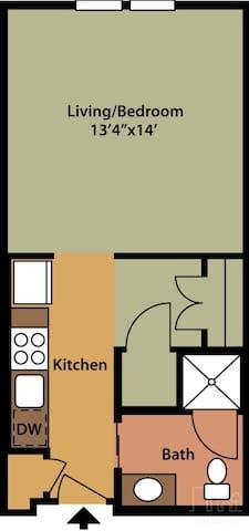 South Lamar Studio - Austin - Apartamento