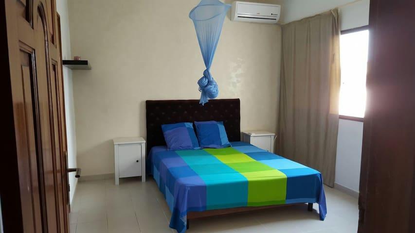 2 chambres meublés - Dakar - Flat