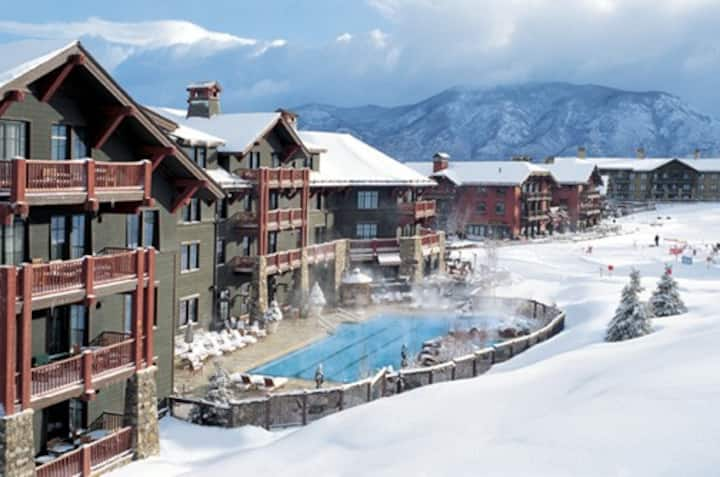 Ritz Carlton Aspen Highlands - Luxury Condo