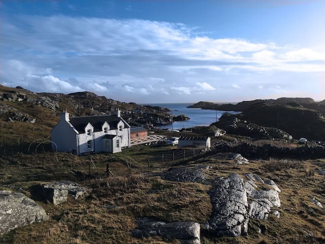 The Crofthouse Isle of Harris