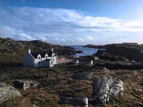 The Crofthouse Isle of Harris