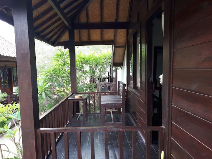 Yaya bungalows garden view