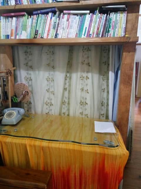背包客首選檜木屋享受獨立空間