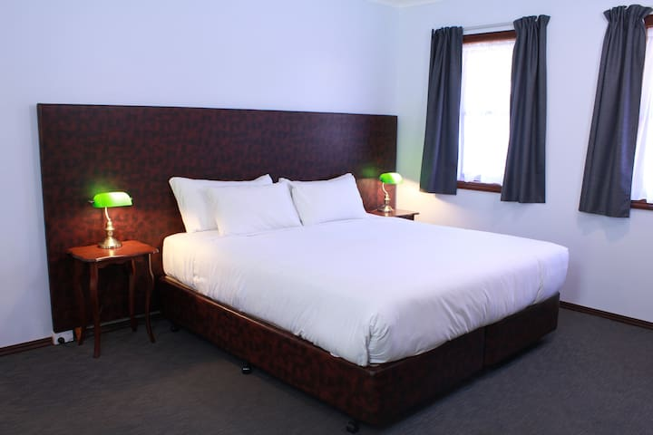 King Room at the Grange on Farrelly