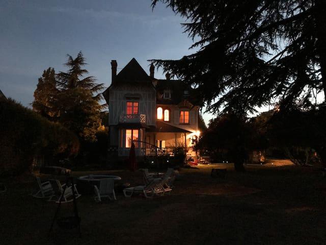 Le Manoir à 30 Min de Paris