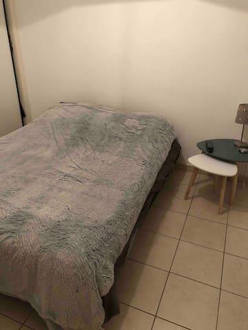 Chambre privée dans maison