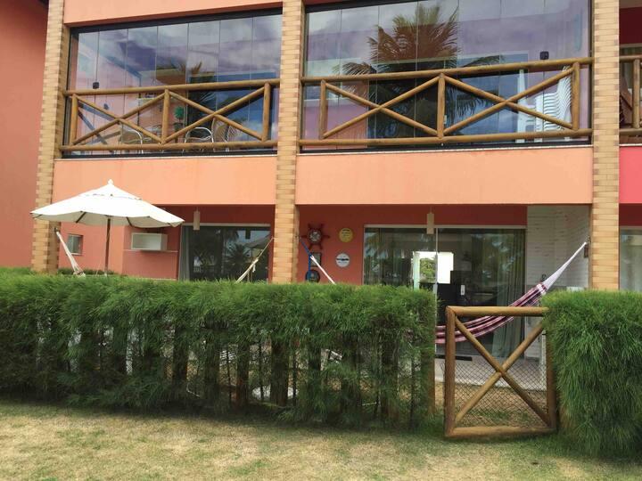 Cond. Resort Villa das Águas-Praia do Saco-Wifi