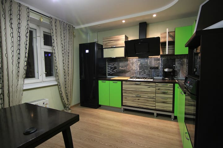 Стильная квартира в Нижнем Новгороде