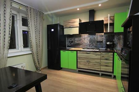 Стильная квартира в Нижнем Новгороде - Nizhnij Novgorod - Apartemen