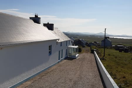 Ballylar Cottage, Fanad peninsula
