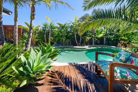 Como Palm Retreat - Tropical Oasis!