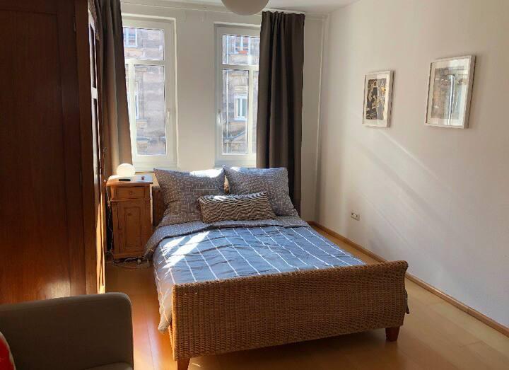 Room in shared apt in best Nuremberg neighborhood