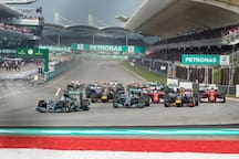 Nearby: Sepang International Circuit (pic from Google Image)