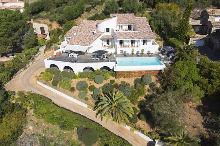 Villa LUXE 5ch 10p AJACCIO - Ajaccio - วิลล่า