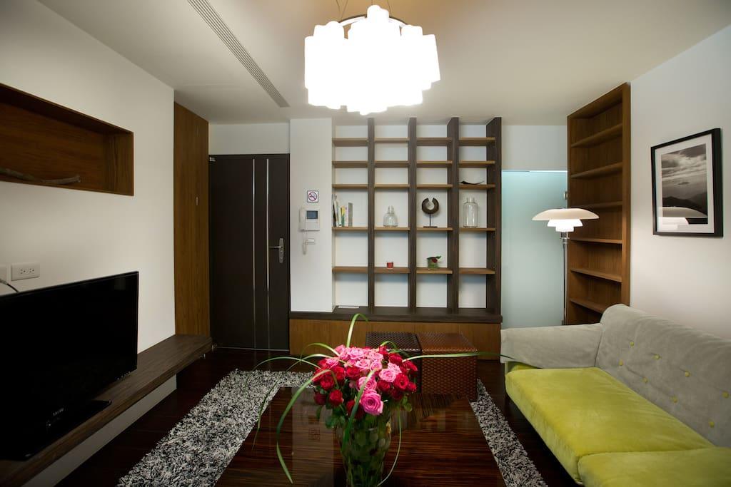 客廳Living Room