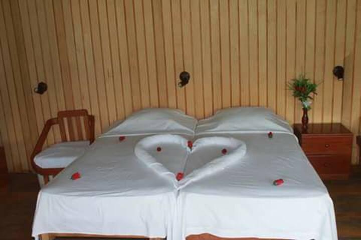 amazon experience - Iquitos - Kulübe