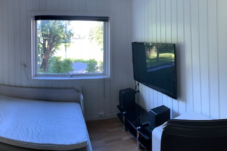 Room near subway 25 min to Oslo