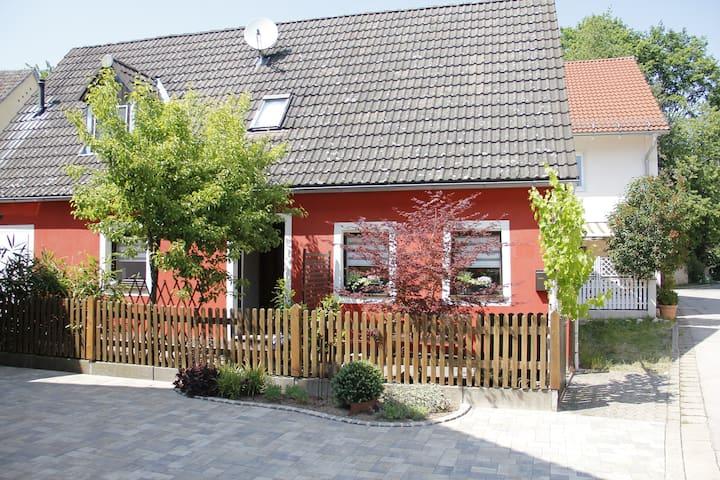 Ferienhaus Zum Storchennest