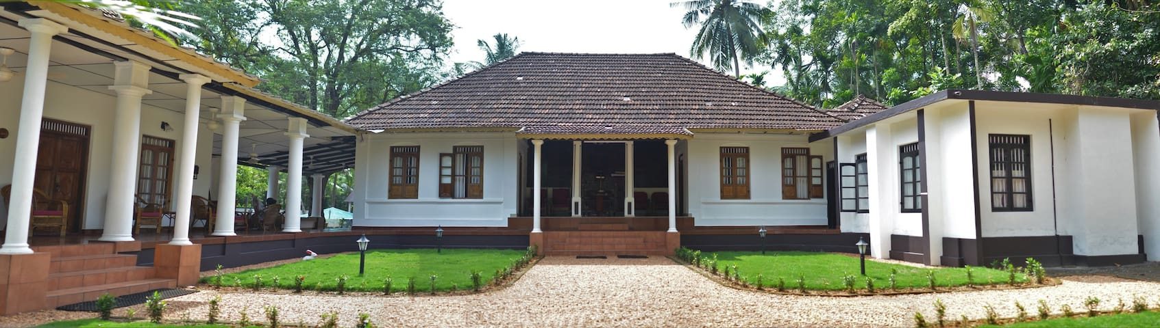 Brookside Heritage Homestay - Radio Muri (Room)