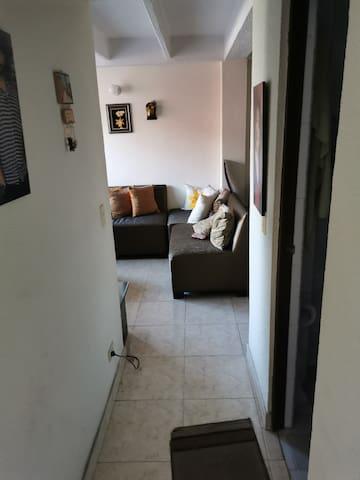 Cómodo apartamento norte de Bogotá