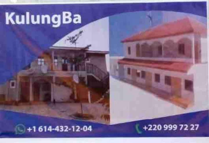 Safe, comfortable & conveniently located. KulungBa