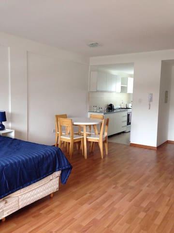 Apartamento 16, Vista Catedral (Estudio) - La Plata - Flat