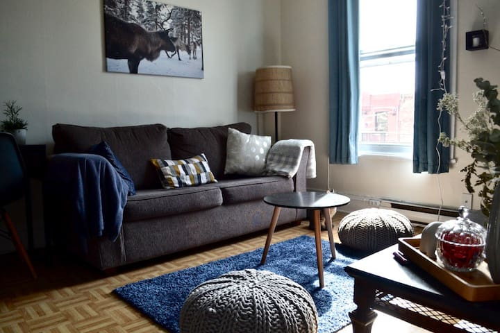 Lovely apartment near the canal and the river