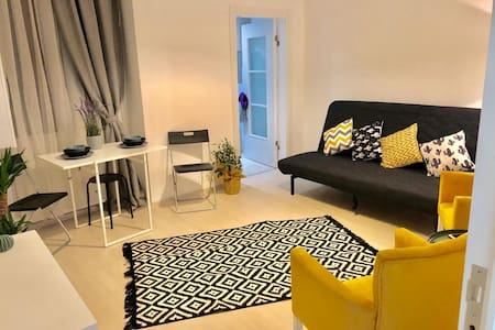 Luxury apartment near the city center & Bosphorus