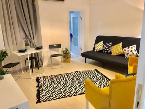 Luxury apartment near the city center & Bosphorus