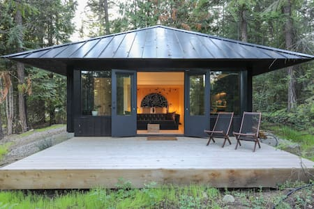 Stunning Cabin In The Woods - Close to Nelson