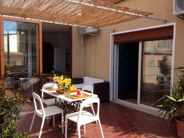 Attico ORTO dei LIMONI - Catania - Apartment