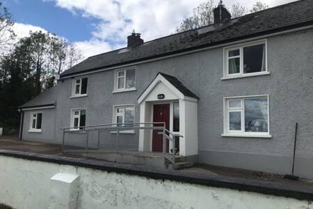 Knocknalaer House on Fermanagh Monaghan Border