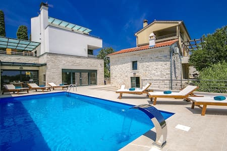 Modern Villa Kina with  private pool and sauna - Pula - Villa