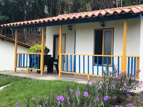 Cabañas Veracruz1 mas cerca de la montaña!