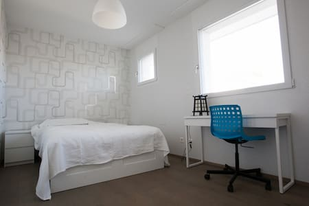 EPFL Bedroom Résidence Alexandra - Saint-Sulpice