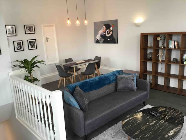 Stunning apartment in the heart of Leamington Spa