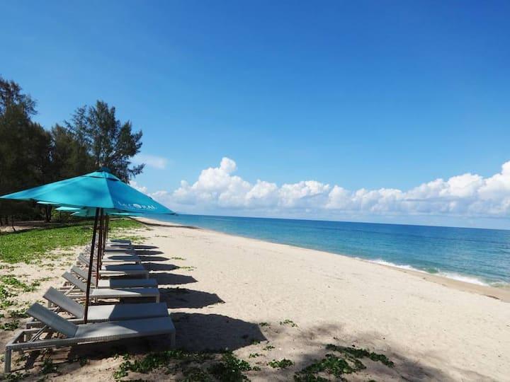 Stay at Natai beach, Kok Kloi, Phangnga